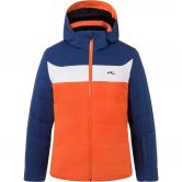 KJUS - Downforce Skijacke Jungen orange