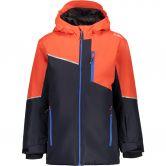 CMP - Snow Jacket Kids black blue
