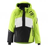 Reima - Laks Skijacket Kids lime green