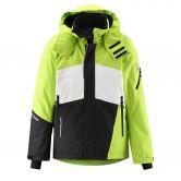 Reima - Laks Skijacke Kinder lime green