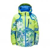 Spyder - Mini Leader Skijacke Kinder daffy print old glory