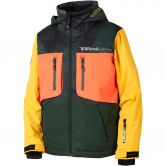 Rehall - Halox Ski Jacket Kids gold