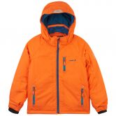 Kamik - Rusty Solid Skijacke Jungen orange