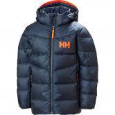 Helly Hansen - Isfjord Down Jacket Kids navy
