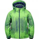 Kamik - Rusty Bamboom Snow Jacket Kids lime navy