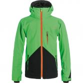 Quiksilver - Mission Colorblock Youth Jacke Jungen andean toucan