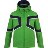 KJUS - Speed Racer Ski Jacket Boys green leaf