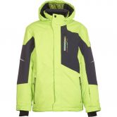 Killtec - Zado Junior Ski Jacket Boys lime