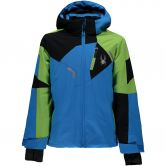 Spyder - Leader Jacke Jungen french blue fresh black