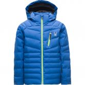 Spyder - Impulse Skijacke Jungen blau