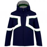 KJUS - Speed Racer Ski Jacket Boys atlanta blue
