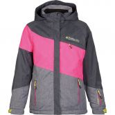 Killtec - Acelya Skijacke Girls anthrazit pink