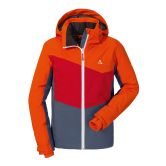 Schöffel - Brescia3 Ski Jacket Kids tangerinetango