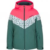 Ziener - Alja Ski Jacket Girls spruce green washed