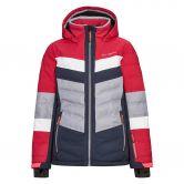 Killtec - Akela Junior Skijacke Kinder rot grau
