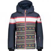 CMP - Ski Jacket Kids asphalt corallo