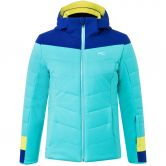 KJUS - Girls Madlain Ski Jacket Girls mystic sea sky