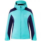 KJUS - Formula Ski Jacket Girls mystic sea into the blue