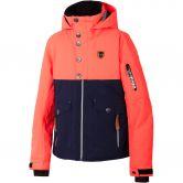 Rehall - Bellah Ski Jacket Kids coral
