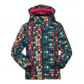 Kamik - Tessie Planet Winter-/Skijacket Girls navy