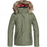 Roxy - Tribe Snow Jacket Kids four leaf clover
