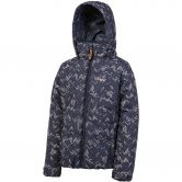 Protest - Sunsets Snowjacket Girls ground blue