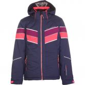 Killtec - Lisetta Junior Ski Jacket Girls dark blue