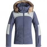 Roxy - Bamba Snow Jacket Kids crown blue