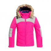 Roxy - Bamba Ski Jacket Kids beetroot pink
