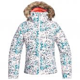 Roxy - Jet Ski Skijacke Kinder bright white izi