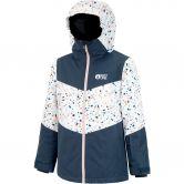 Picture - Weeky Ski Jacket Kids dark blue