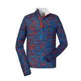 Schöffel - Lugano3 Ski Pullover Kids blueindigo
