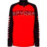Spyder - Peak Ski Pullover Kids volcano