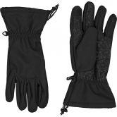 CMP - Softshell Handschuhe Kinder schwarz