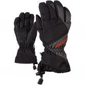 Ziener - Agil AS® Handschuhe Kinder black graphite