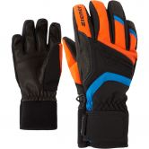 Ziener - Lump AS® Junior Glove Kids orange flame