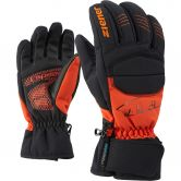 Ziener - Leedy AS® Junior Neureuther Glove Kids orange spiece