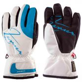 Zanier - Mellau GTX® Gloves Girls white turquoise