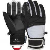 Reusch - Mikaela Shiffrin R-TEX® XT Jr. Handschuhe Kinder schwarz weiß