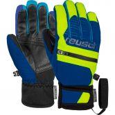 Reusch - Theo R-TEX® XT Jr. Handschuhe Kinder imperial blue safety yellow
