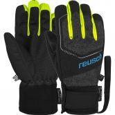 Reusch - Torby R-TEX® XT Jr. Handschuhe Kinder black melange black safety yellow