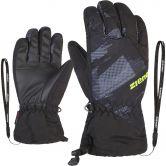 Ziener - Agil AS® Gloves Kids black black mountain print