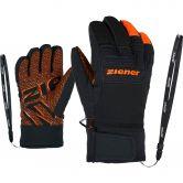 Ziener - Lanus AS® PR Handschuhe Kinder bright orange