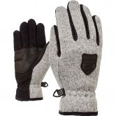 Ziener - Limagiosso Knitted Fleece Gloves Boys grey melange
