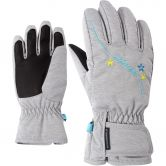 Ziener - Lula AS® Glove Girls light melange