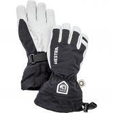 Hestra - Army Leather Heli Ski Jr. Handschuhe Kinder schwarz