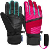 Reusch - Theo R-Tex® XT Jr. Gloves Kids tango red pink glo