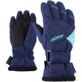 Ziener - Lara GTX® Handschuhe Mädchen blue navy