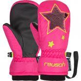 Reusch - Halley R-TEX® XT Fäustlinge Kinder knockout pink safety yellow