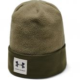 Under Armour - Unstoppable Fleece Beanie Boys outpost green